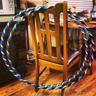 Stonebrae Silent Auction Hula Hoops